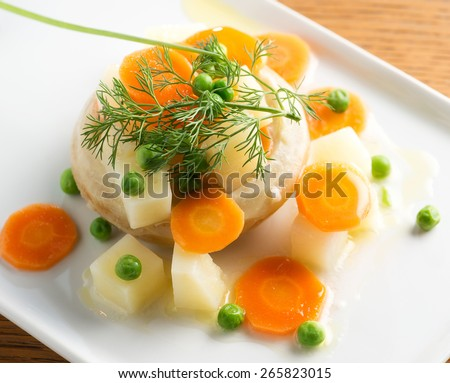 artichoke food - stock photo
