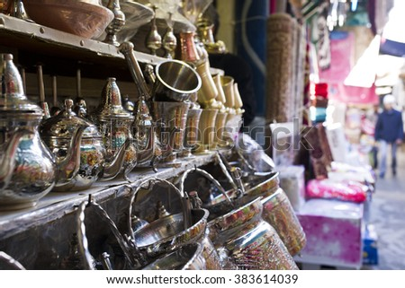 Artifacts - stock photo