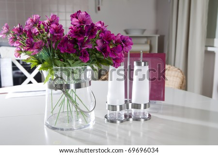 Artificial Flower Home Decoration.