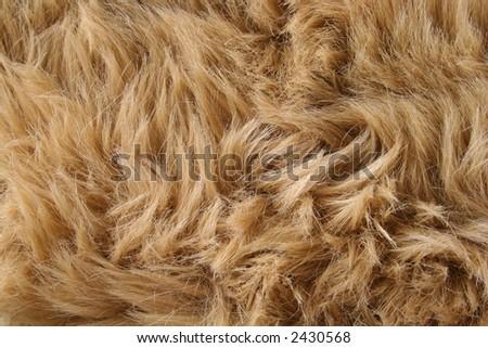 artificial fur textures - stock photo