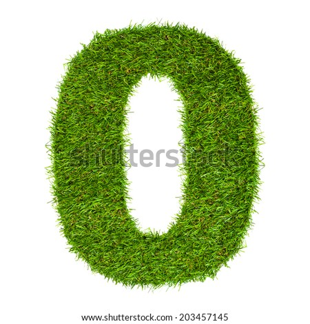 Artificial grass background texture - stock photo