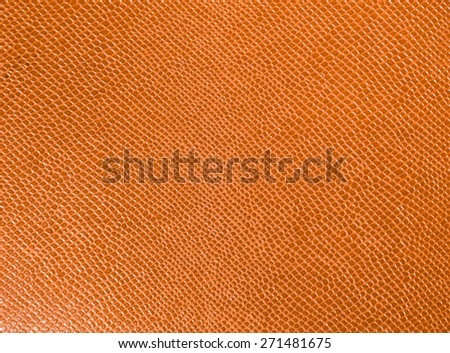 Artificial leather. Macro photo. Imitation snake skin - stock photo