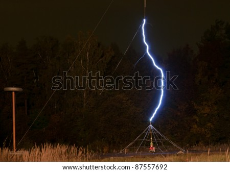 a research on lightning Noaa research lightning page 3 4 where are the most dangerous places to be during a thunderstorm the most dangerous places to be during a thunderstorm are: out in the.