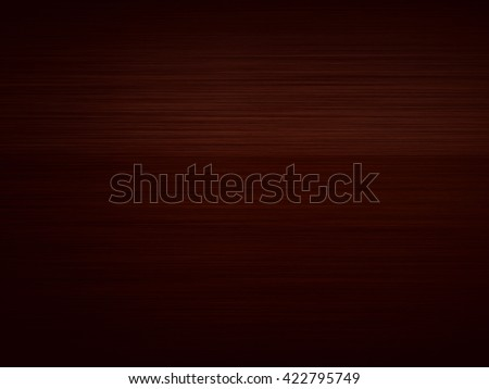 Artificial material simulates the texture of dark red wood, the computer generated illustration. Vintage texture background. - stock photo
