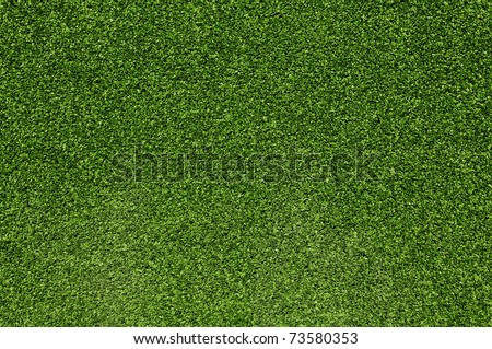Artificial turf green - stock photo