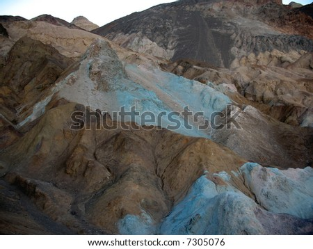 Artist Palette, Death Valley, California