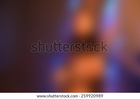 Artistic style - Defocused light abstract texture background for your design.blur light background - stock photo