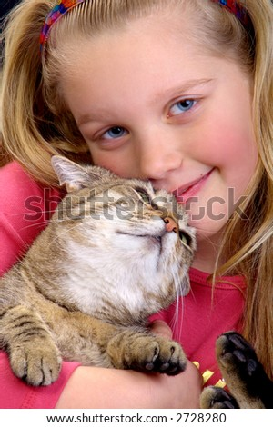 As you can see: they are friends forever - stock photo