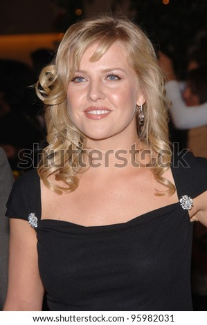 ASHLEY JENSEN at the 2006 Family TV Awards at the Beverly Hilton Hotel. November 29, 2006  Los Angeles, CA Picture: Paul Smith / Featureflash