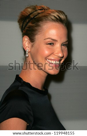 "Ashley Scott at Hugo Boss's ""A Night on Rodeo Drive"". Hugo Boss, Beverly Hills, CA. 10-26-06"