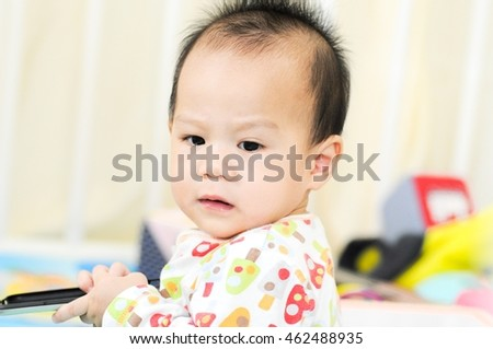 Asia infant
