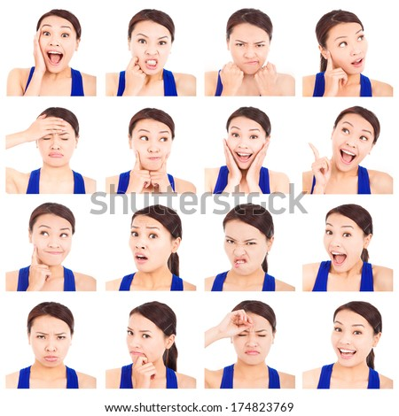 Japanese Facial Expressions 19