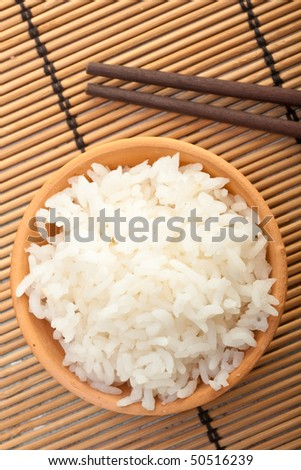 Asian dining - stock photo