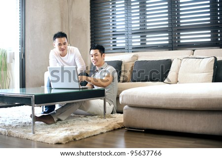 Asian Lifestyle - stock photo