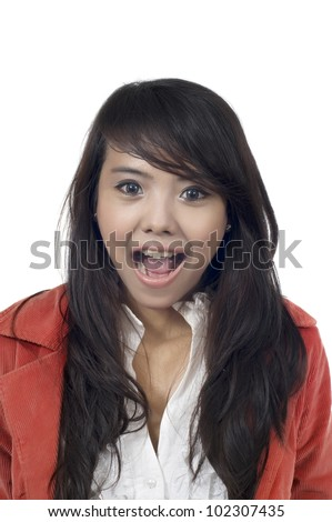 Asian woman get shock hearing some news
