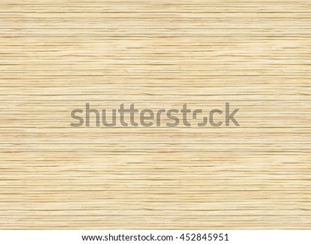 Asian Wood Pattern Background Concept Seamless Straw Wicker Mat Texture Wallpaper