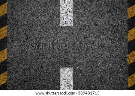 Asphalt road background