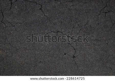 Asphalt Road Surface Background - stock photo