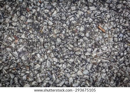 Asphalt road texture. - stock photo