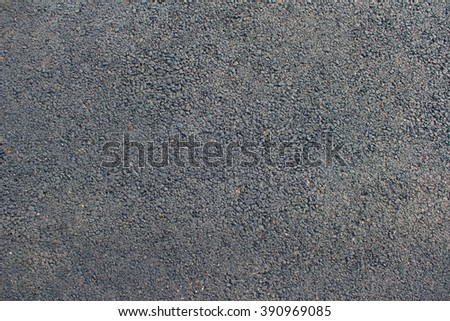 Asphalt surface of road  - stock photo