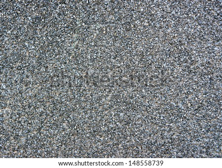 Asphalt texture background in landscape view - stock photo
