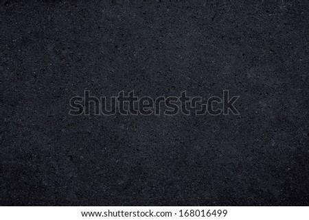 Asphalt texture. Background texture of rough asphalt - stock photo