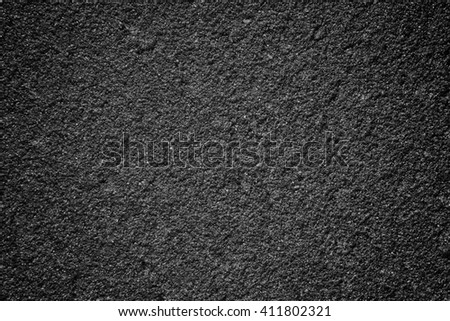 asphalt texture for background - stock photo