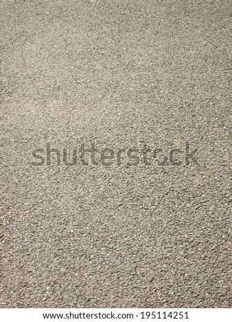 asphalted surface background - stock photo