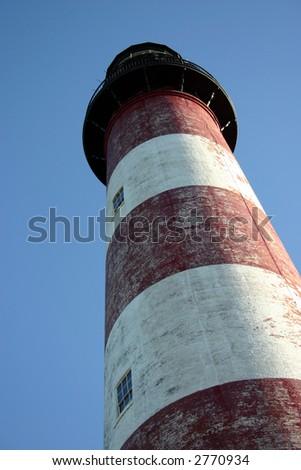 Assateague Lighthouse - stock photo