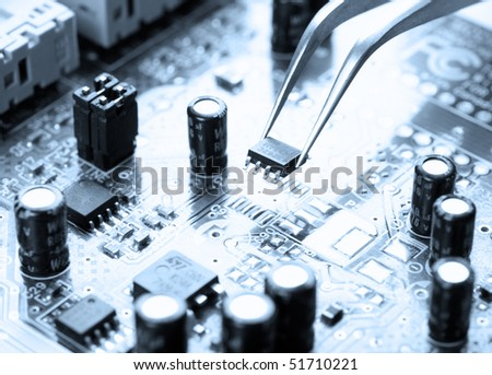 Assembling a circuit board