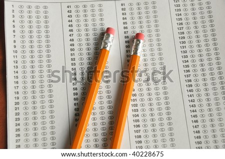 assessments - stock photo