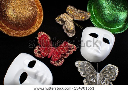 Assorted  Theatrical Wear - stock photo