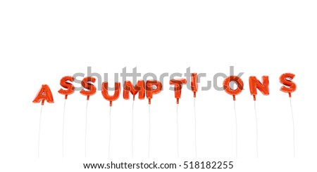 Assumption Stock Images, Royalty-Free Images & Vectors ...