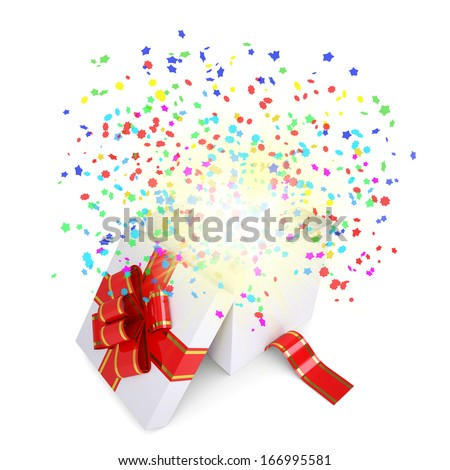 unwrap the box christmas game
