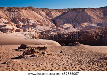 Atacama Desert In Chile Atacama Desert Radio Telescope