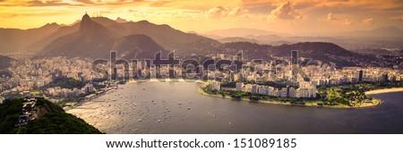 Aterro do Flamengo, Rio de Janeiro, Brazil - stock photo