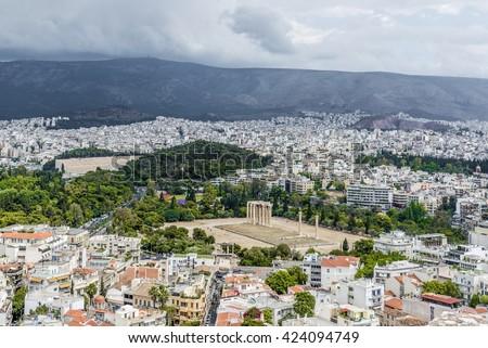 Athens, Greece - stock photo