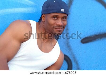 athlete - stock photo