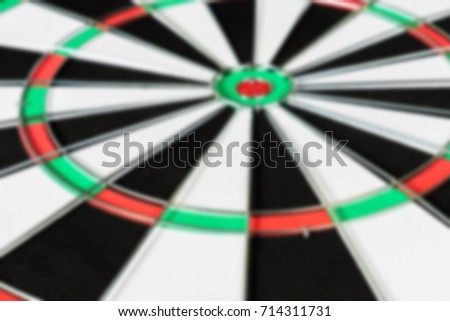 Athletic shooting on target blurred abstract background