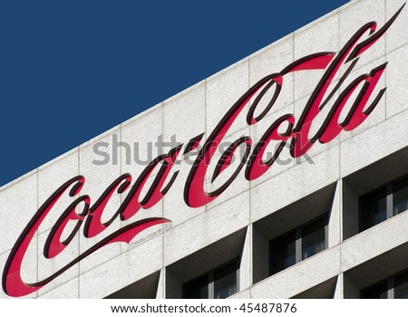 ATLANTA, GA - JANUARY 25: Coca-Cola World Headquarters in Atlanta, Georgia announced on January 25, 2010 that new packaging material for plastic bottles will be made partially from plants.