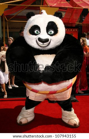 "Atmosphere  at the Los Angeles Premiere of ""Kung Fu Panda"". Grauman's Chinese Theatre, Hollywood, CA. 06-01-08"