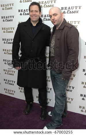 attends Beauty & Essex Red Carpet in downtown Manhattan,NY on December 11, 2010.