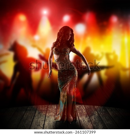 Exotic Dancer Stock Images Royalty Free Images Amp Vectors