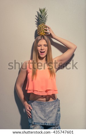 Pineapple Express Stock Images Royalty Free Images