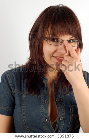 attractive woman #8 - stock photo
