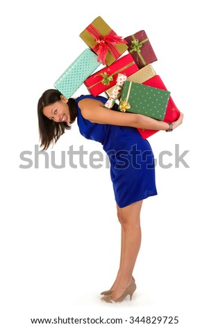 Too Many Gifts Stock Images, Royalty-Free Images & Vectors ...