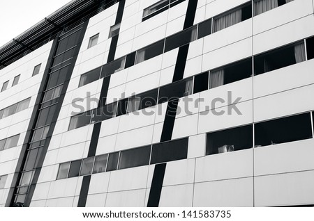AUCKLAND,NZ - MAY 29:Auckland City Hospital  on May 29 2013.The Auckland City Hospital is Auckland's main hospital and the largest hospital in New Zealand - stock photo