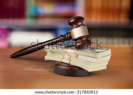 Auction Gavel.