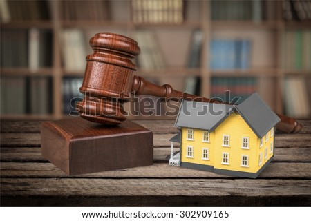 Auction, Law, House.