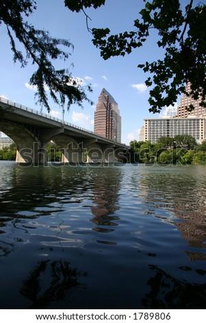 Austin - stock photo